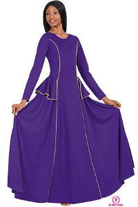 d6c06d16e4 Eurotard  13857 Angelic Sophisticate Dress at Movement Connection Praise  Dance Dresses