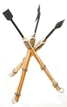 Set of Three Whaling Tools