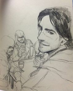 Wolfe, the amateur assassin (and some of the Seven) Not bad looking for a misguided teenager. Assassins Creed Series, Assassins Creed Unity, Cry Of Fear, Arno Dorian, All Assassin's Creed, Concept Art, Fan Art, Videogames, Drawings