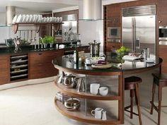 استغلى سطح العمل فى مطبخك وضعى فية اغراضك بطريقه منظمة