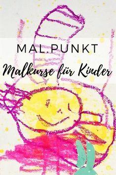 Hier findest du tolle Malkurse für kreative Kids! #malpunkt #malkurs #malenmitkindern #kleinekünstler #kinderfreundlich #kidswelcome Salzburg, Workshop, Events, Business, Amazing, Tips, Atelier, Work Shop Garage