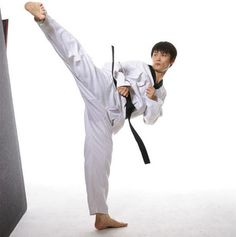 Good Quality Child Taekwondo Uniform Student Summer Dobok Wtf Itf Cotton Poly Breathable Fitness Sport Clothes Pants Suite Dobok Rapid Heat Dissipation Other Fitness & Bodybuilding Products