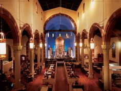 The Church Brewery Pittsburgh- Amazing spot to visit.. great beer and you must try the Buffalo Chicken Perogies!!