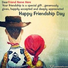 Write name on Friendship Day Greetings Messages images with best online generator with name editing options. Short Friendship Quotes, Happy Friendship Day Picture, Friendship Day Pictures, Friendship Day Greetings, Best Friendship, Happy Frndship Day, Best Friend Quotes Images, Bff, Bestfriends