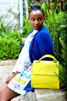 Joy Kendi  http://ourstylekenya.com