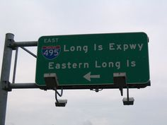 Long Island Expressway-To exit 70- to sunrise and head East to paradise.