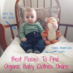 10 Best Places to Find Organic Baby Clothes Online | @collectfeathers
