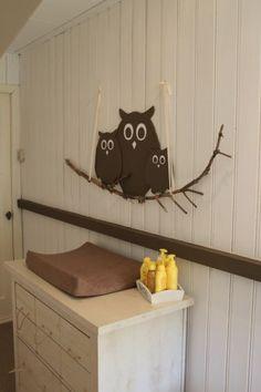 Owls - simple enough to DIY. Nx
