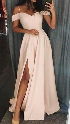 prom shoe Ivory long prom dress with straps, gorgeous long prom dress 2020 . prom shoe Ivory long prom dress with straps, gorgeous long prom dress 2020 jugendweihe dress dress a line d. Pagent Dresses, Straps Prom Dresses, Pretty Prom Dresses, Ball Dresses, Cute Dresses, Simple Dresses, Long Prom Dresses, Dresses Dresses, Prom Long
