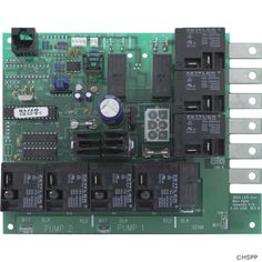 PCB, Spa Builders, LX-15