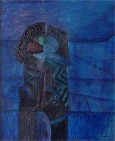 Blue Shadows - Fernando de Szyszlo
