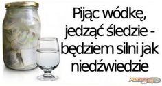 Wódka. Soft Heart, Haha, Funny Pictures, Entertaining, Humor, Food, Amen, Celebrations, Quotes