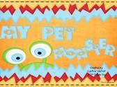 My Pet Monster Writing Craftivity FREEBIE product from Cynthias-Pad on TeachersNotebook.com