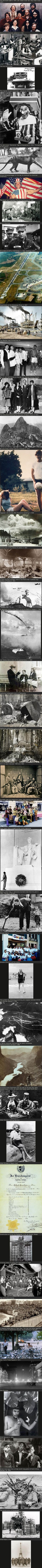 Real History in real pictures. Cool Pics!