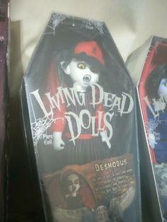 """Desmodus Living Dead Doll """"Flash Sale"""""""