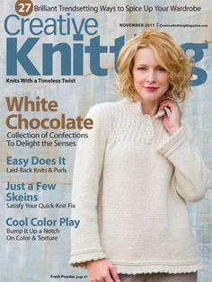 Creative Knitting.