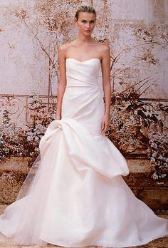 Monique Lhuillier 'Madison' size 2 used wedding dress - Nearly Newlywed