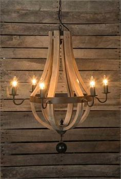 Wine Country Chandelier
