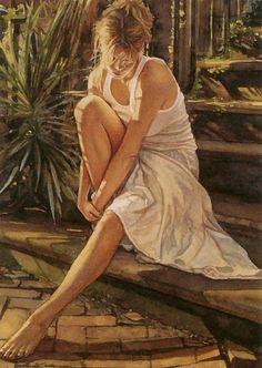 Watercolor Master Steve Hanks | Pondly