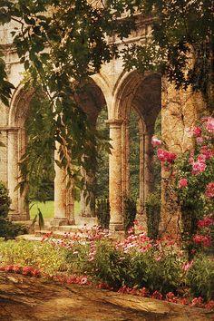 Mike Savad - Architecture - Castle | #7 of 15 | PREV | NEXTCastle - The Secret Garden
