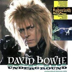 Underground EP by David Bowie cover