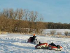 """Winter Fun"" - Getty Township Dairy by: Grace, Sauk Centre.  Top Ten winner in 2011 Staycation photo contest"