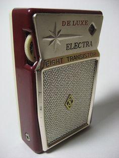 Electra Deluxe 8-Transistor