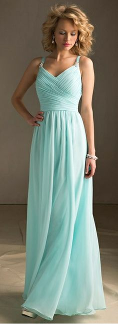 LOVE the style! But maybe in a royal blue!