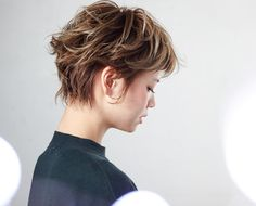 Love the length Permed Hairstyles, Cute Hairstyles, Shot Hair Styles, Long Hair Styles, Long Bob, Hair Designs, Short Hair Cuts, Pixie, Wigs