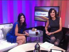 Tatiana Barrera en CNN en español hablando sobre como desintoxicar tu cuerpo después de una noche loca o de las vacaciones.