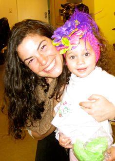 Nina and Mariah from California