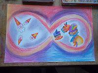 schrijfdans, ronden en achtjes - 2