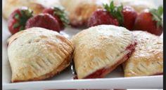 Enjoy Some Of The Best Homemade Strawberry Empanadas You'll Ever Have.