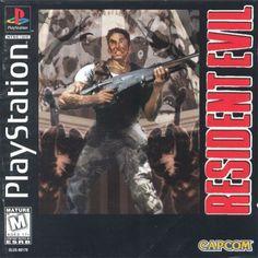 Residen Evil 1 (Playstation)