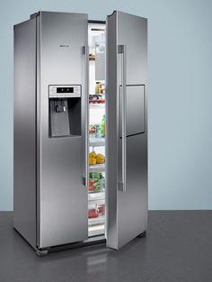Siemens side by side koelkast