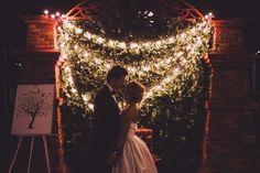 Rustic decoration for wedding ideas Wedding Kiss, Wedding Ceremony, Our Wedding, Reception, Thermal Mass, Through The Roof, Gothic Wedding, Rustic Wedding, Solar House