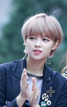 #jungyeon 's hair