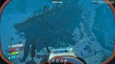 There is a new new update for #Subnautica that adds large hulks of underground wreckage to explore. See a tour here: https://www.youtube.com/watch?v=bshMTsnp4YE