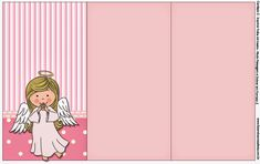 Angel Girl Free Party Printables.