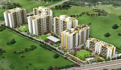 Get all the informations like 3 BHK apartment sizes, amenties, prices and builder information for residential apartments in Dhanori