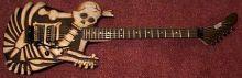 Skull Guitar 2