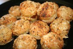 Parmesan Puffs