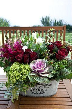 Los colores de las flores tienen mucho qué decir de una atmósfera. Foto:Agencia Reforma