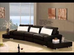 Oturma Odası Çeşitleri Leather Sectional, Sectional Sofa, Couch, Living Room Furniture, Modern, Home Decor, Modular Couch, Settee, Hall Furniture