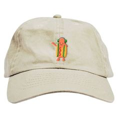 Hot Dog Filter Dad Hat – Fresh Elites