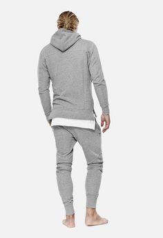 Hooded Villain / Dark Grey(chris brown)