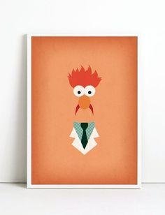 Muppets - I love beaker!
