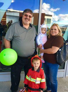 Hayden and Tinsley with Gaga and Papa