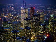 Toronto Downtown - Toronto, Ontario