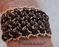 Tutorial- Pittsburgh Bracelet Herringbone